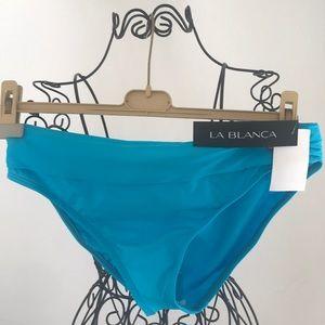 La Blanca new bikini bottom